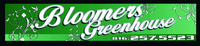 Bloomers Greenhouse Logo