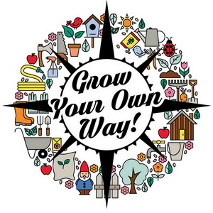 Grow your own way logo